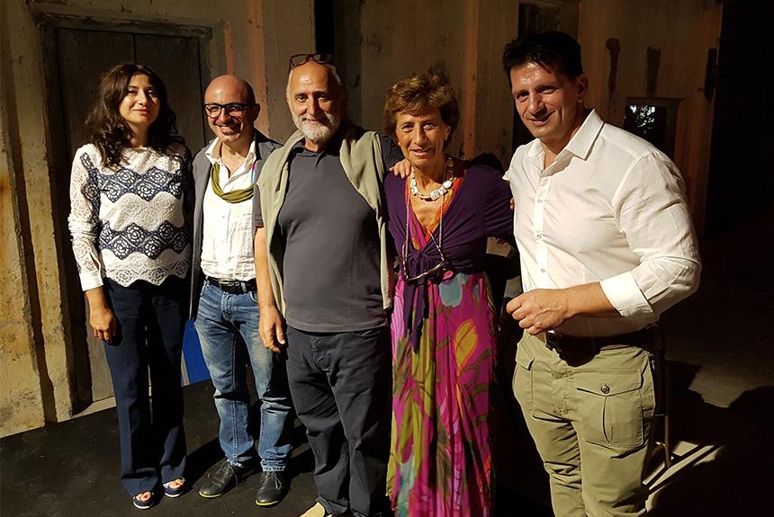 Soverato, Premio Naturium Lab: in giuria Gualtieri, Riverso e Leo