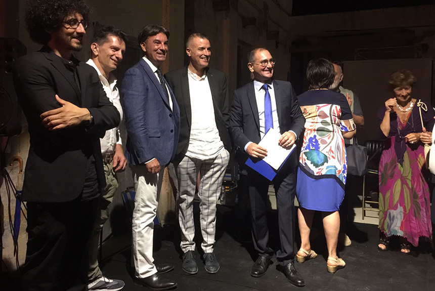 Soverato, gli architetti Muto, Schiavello e Pitaro vincono il Naturium Lab